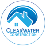 clearwater construction logo