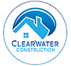 Clearwater Construction logo NW Arkansas