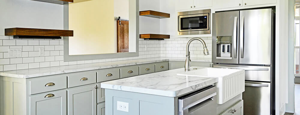 Kitchen remodel NWA Clearwater Construction